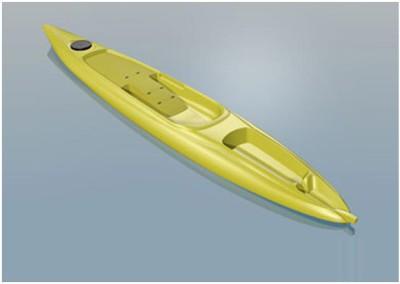 C-Kayak 16 5.00m / 16.5′