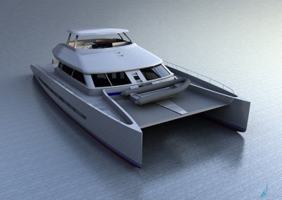 Open Ocean 750 Expedition Catamaran II75.36 ft/22.97 m