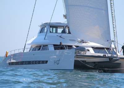 The Open Ocean 750 Sailing Catamaran 22.85m / 75 ft
