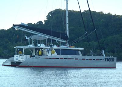 GW 51 Sailing Catamaran 15.71m / 51'