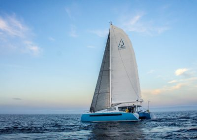 Balance 526 Sailing Catamaran 52.5 foot