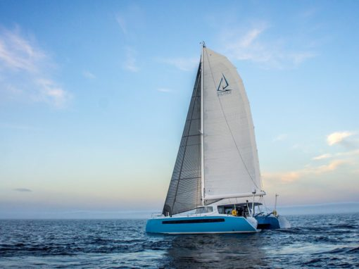 <strong>Balance 526 Sailing Catamaran </strong><br>52.5 foot
