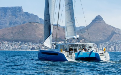 The Balance 526 Sailing Cat – Cruising World's Import Boat of the Year