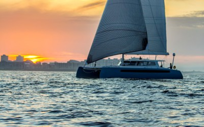 The Balance 526 in SAIL Magazine