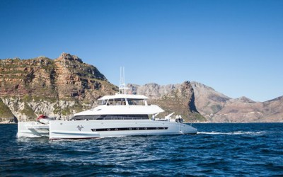 Du Toit Yacht Design Launches the Open Ocean 800 Luxury Expedition Catamaran