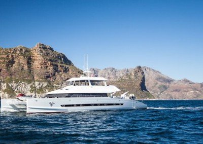 Open Ocean 800 Luxury Expedition Catamaran I 82 foot/25 m