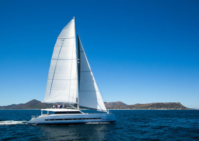 Open Ocean 740 Performance Cruising Catamaran 74 foot