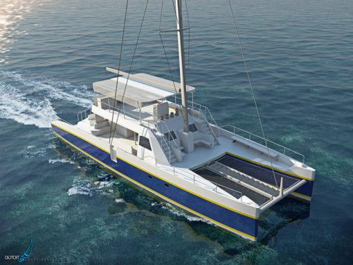 <strong>Balance 690 Day Charter Catamaran</strong><br>68.9 foot