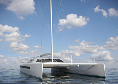 Two Oceans 82HPC High Performance Catamaran