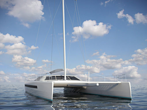 <strong>Two Oceans 82HPC High Performance Catamaran</strong>