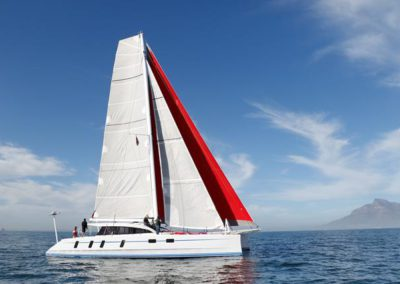 M60 Full Carbon High Performance Sailing Catamaran 59.16 foot