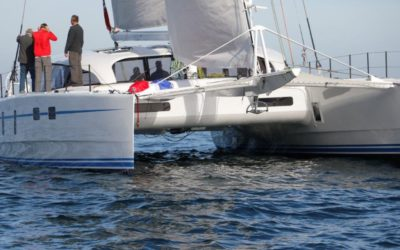 M60 Full Carbon High Performance Sailing Catamaran Launch featured in IBI Plus