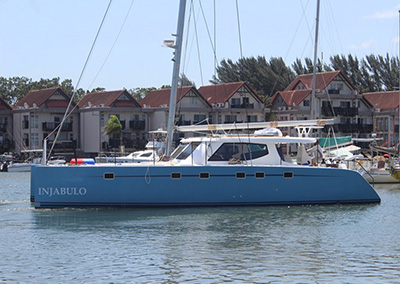 Quest 50 Sailing Catamaran 50 foot
