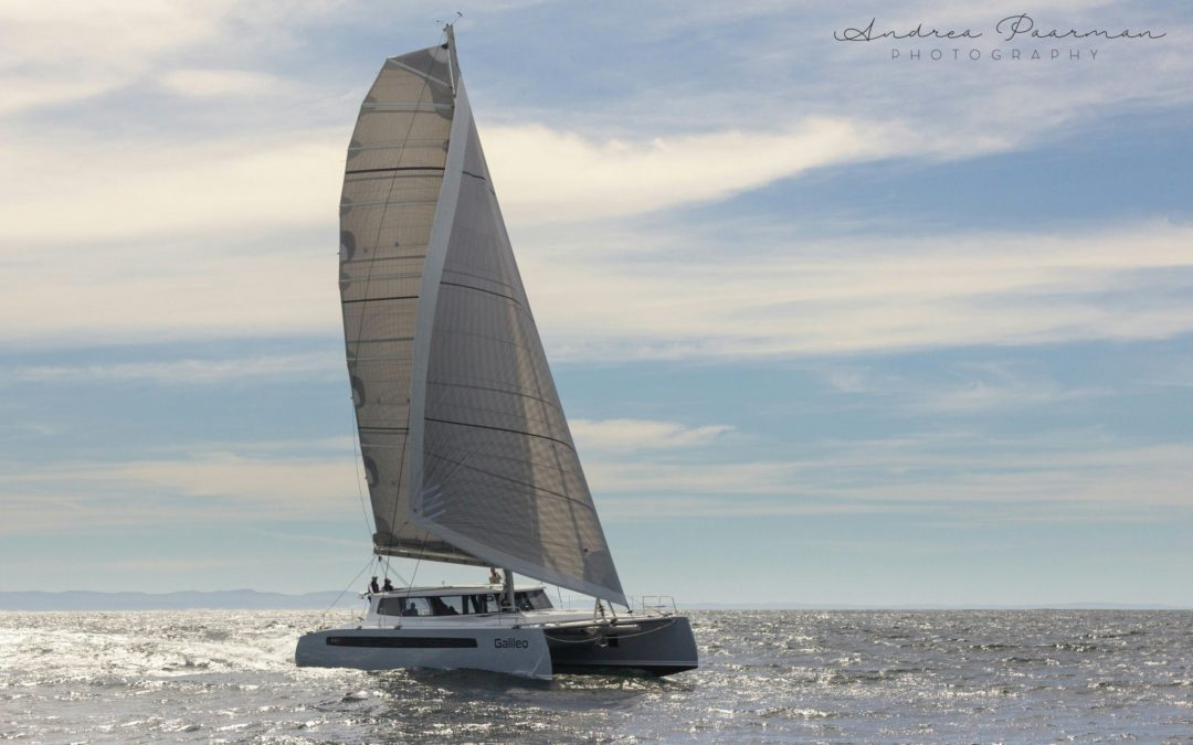 Multihulls World Magazine: Balance 526 Sailing Catamaran Review