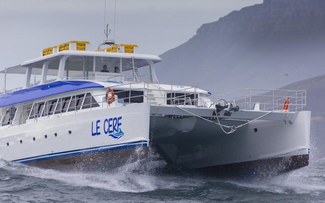Du Toit Yacht Design launches South Africa's biggest composite catamaran