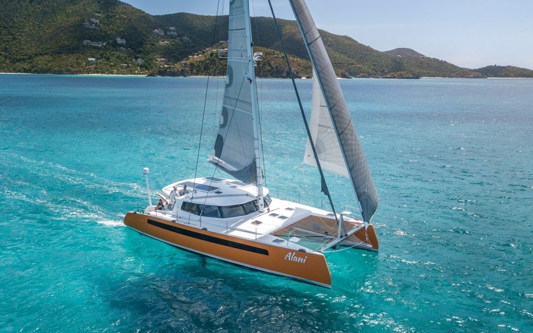 Video review: Balance 526 Sailing Catamaran