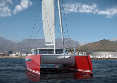 <strong>Balance 442 Sailing Catamaran </strong><br>44.29 foot